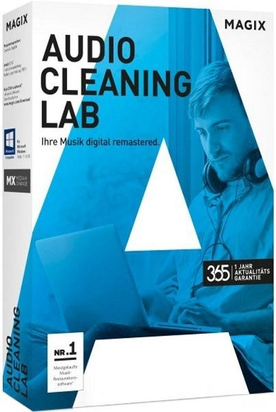 MAGIX SOUND FORGE Audio Cleaning Lab 23.0.1.21 + crack (2019) ENG