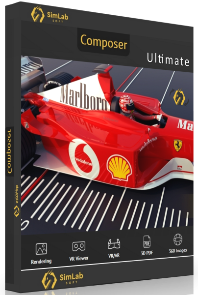 Simlab Composer Ultimate 9.1.10 + crack (2019) ENG