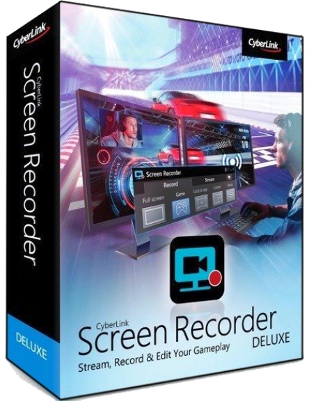 CyberLink Screen Recorder Deluxe 4.2.3.8860  + ключ [Русификатор]