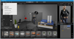 set.a.light 3D STUDIO 2.00.13 + activator (2019) ENG