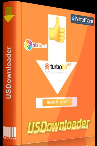 USDownloader 1.3.5.9 04/07/2019 Portable [На русском]