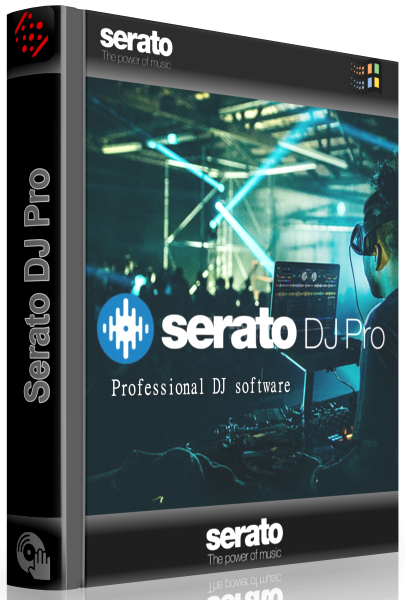 Serato DJ Pro 2.4.2 Build 85 + crack [На английском]
