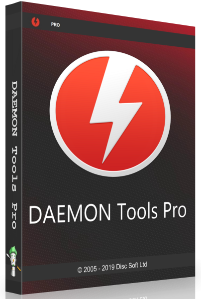 DAEMON Tools Pro 8.3.0.0749 + patch [На русском]