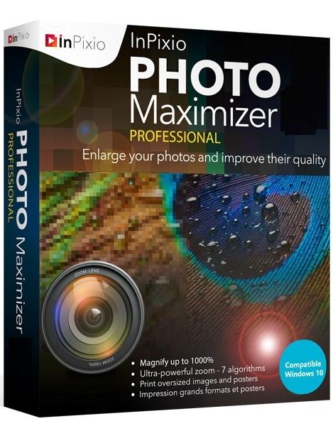 InPixio Photo Maximizer Pro 5.0.7075.29908 + cracked (2019) ENG