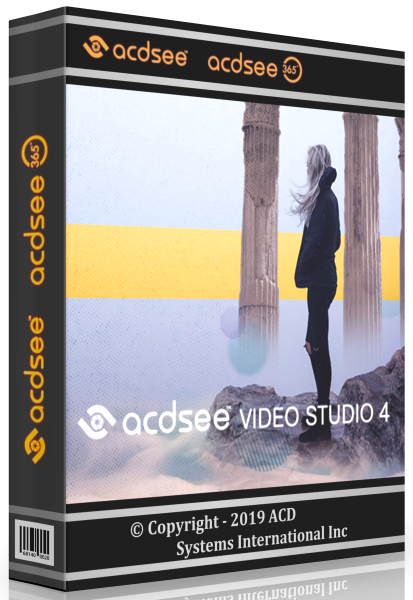 ACDSee Video Studio 4.0.0.872 + crack (2019) ENG