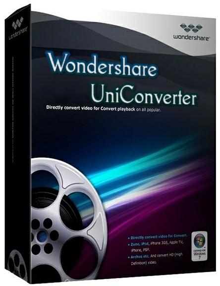 Wondershare UniConverter 11.2.0.228 + patch [На русском]