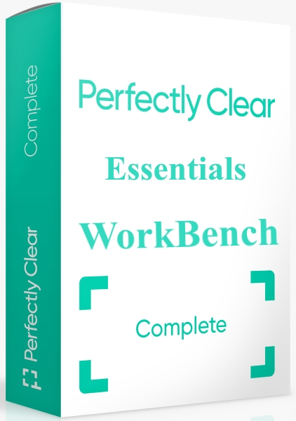Athentech Perfectly Clear 3.7.0.1634 WorkBench / Essentials / Complete + crack  (2019) ENG