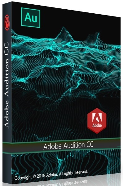 Adobe Audition CC 2019 12.1.5.3 + ключ (2019) ENG
