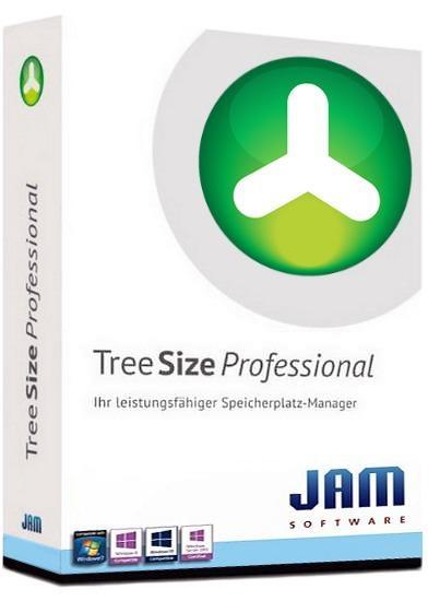 TreeSize Professional 7.1.3.1467 + ключ [На русском]
