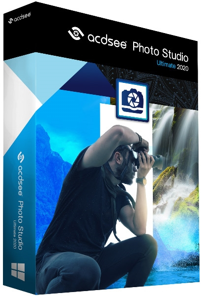ACDSee Photo Studio Ultimate 2020 13.0 Build 2001 + patch + Lite [Русские/Английские версии]