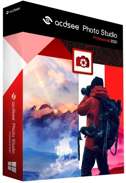 ACDSee Photo Studio Professional 2020 13.0.1 Build 1381 + ключ [Русская/Английская версия]