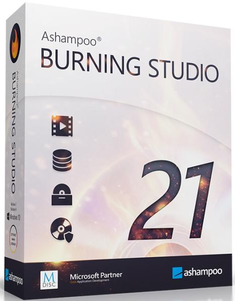Ashampoo Burning Studio 21.3.0.42 Final  + ключ [На русском]