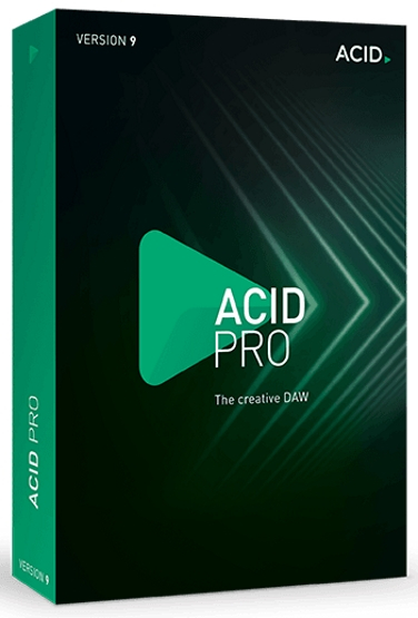 MAGIX ACID Pro 10.0.0.14 + crack [Английская версия]