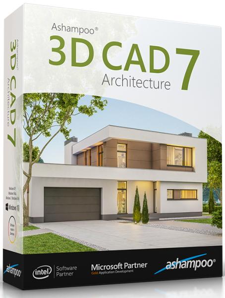Ashampoo 3D CAD Architecture 7.0.0 + ключ [На русском]