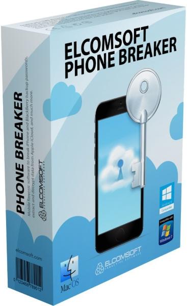 Elcomsoft Phone Breaker Forensic Edition 9.65 Build 37980 + crack [На русском]