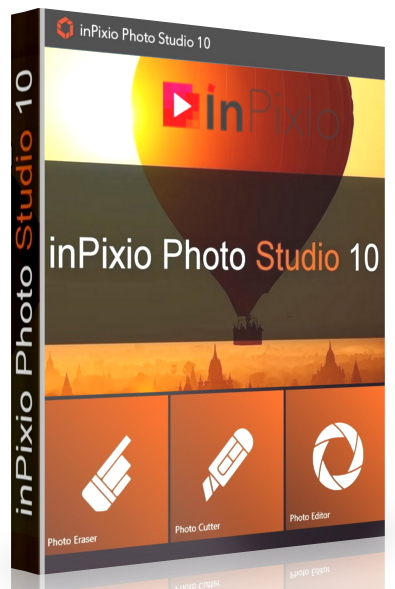 InPixio Photo Studio Pro 10.03.0 / Ultimate 10.03.0 + crack [Русские/Английские версии] + Portable
