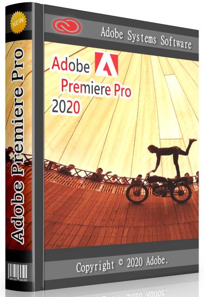 Adobe Premiere Pro 2020 14.4.0.38 + crack [На русском]