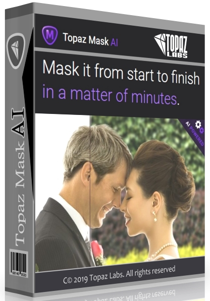 Topaz Mask AI 1.2.5 + crack [На английском]