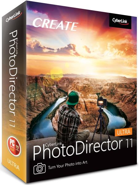 CyberLink PhotoDirector Ultra 11.3.2719.0 + ключ [Русификатор]