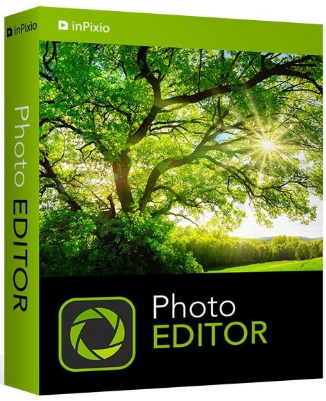 InPixio Photo Editor скачать