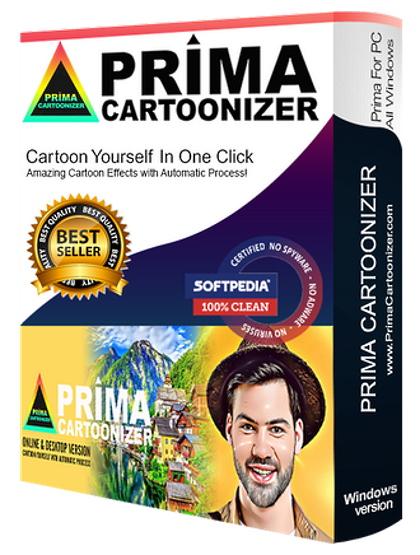 Prima Cartoonizer 3.1.8 + crack [На английском]