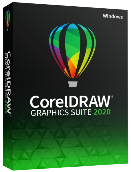 CorelDRAW Graphics Suite 2020 22.1.1.523 + ключ [На русском] + Content