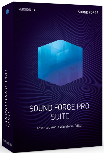 MAGIX Sound Forge Pro Suite 14.0 Build 130 + crack [Русские/Английские версии]