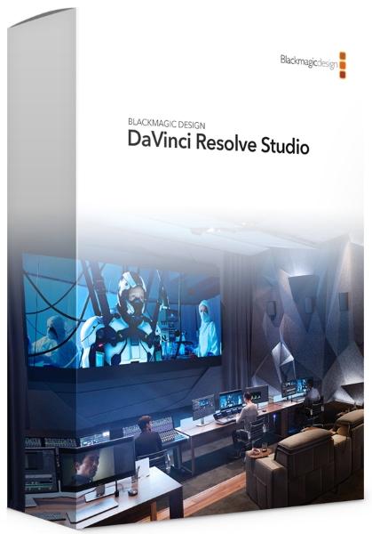Blackmagic Design DaVinci Resolve Studio 16.2.7.010 + crack [На русском]