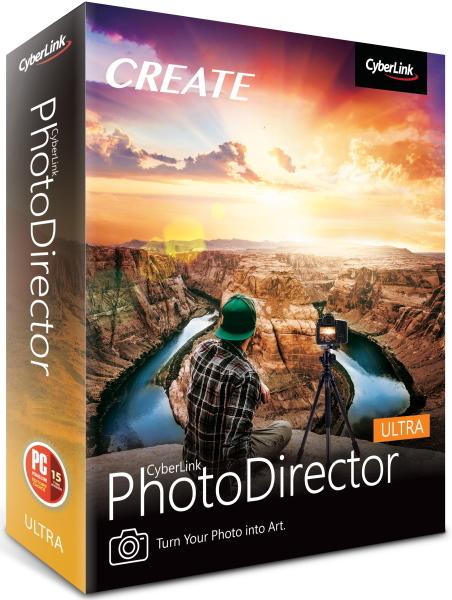 CyberLink PhotoDirector Ultra 12.2.2525.0 + ключ [Русификатор]