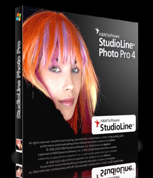 StudioLine Photo Pro 4.2.63 + ключ [На английском]