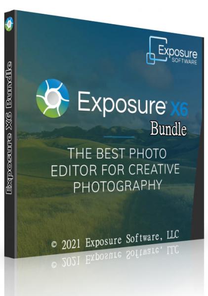 Exposure X6 Bundle 6.0.1.86 + crack [На английском]