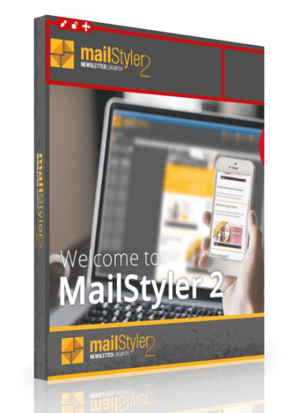 MailStyler Newsletter Creator Pro 2.10.1.100 + ключ [На русском]