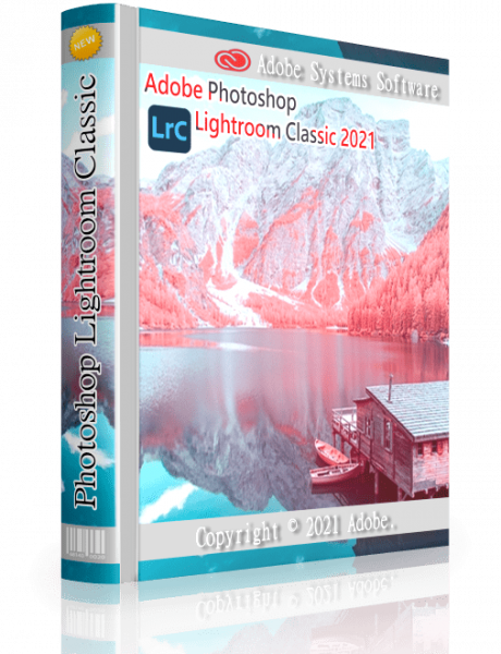 Adobe Photoshop Lightroom Classic 2021 10.1.1.10 + ключ [На русском] + Portable