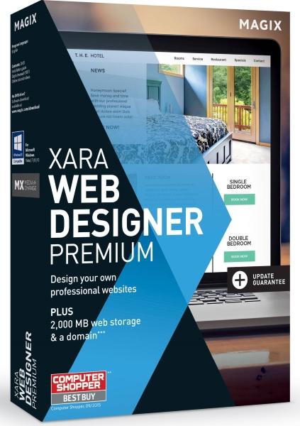 Xara Web Designer Premium 17.1.0.60415 + patch [На английском]