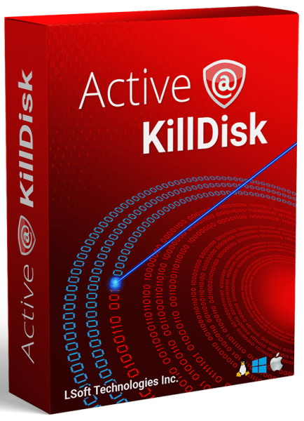 Active KillDisk Ultimate 13.0.7 + crack [На английском] + WINPE