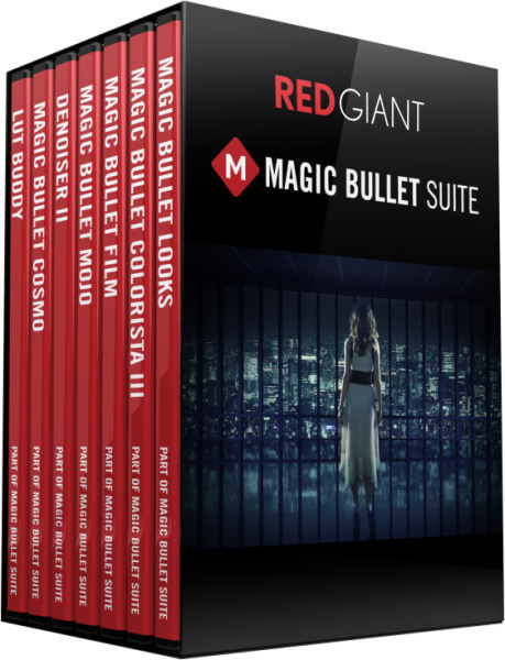 Red Giant Magic Bullet Suite 14.0.3 + ключ [На английском]
