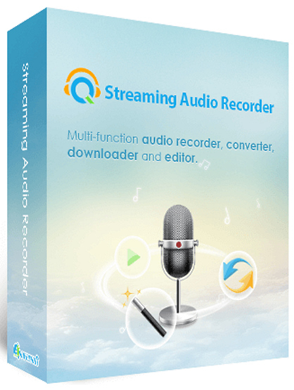Apowersoft Streaming Audio Recorder 4.3.5.0 + cracked [Русификатор]