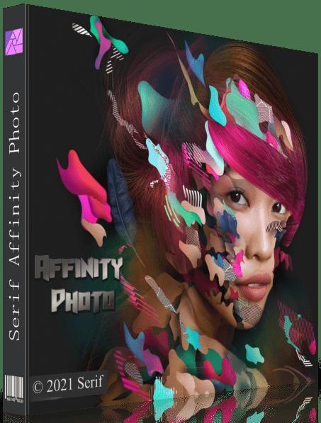 Serif Affinity Photo 1.9.2.1035 Final + ключ [На русском] + Content
