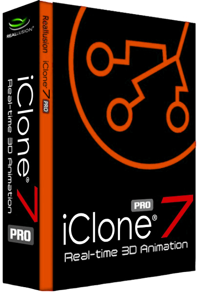 Reallusion iClone Pro 7.9.5124.1 + crack [На английском]