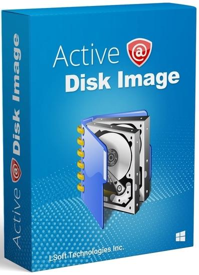 Active Disk Image Professional 10.0.2 + crack [На английском] + WinPE