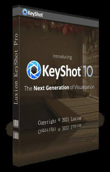 Luxion KeyShot Pro 10.1.82 + crack [На русском]