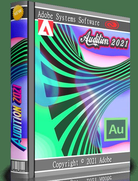 Adobe Audition 2021 14.4.0.38 + ключ [Русские/Английские версии]