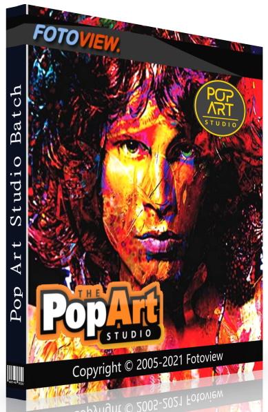 Pop Art Studio 10.0 Batch Edition + crack [На русском] + Portable