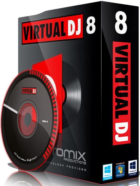 VirtualDJ 2021 Pro Infinity 8.5.6569 + crack [На русском]