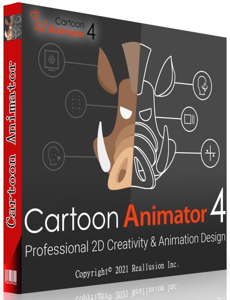 Reallusion Cartoon Animator 4.5.2918.1 Pipeline + crack [На английском] + Resource Pack