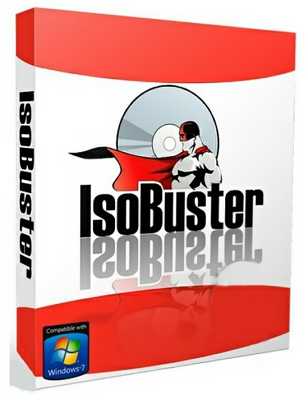 IsoBuster Pro 3.6 Build 3.6.0.0 Final DC 17.08.2015 + ключ [На русском]