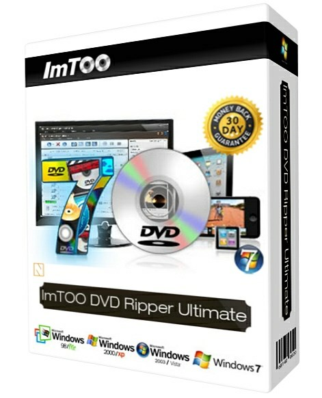 ImTOO DVD Ripper Ultimate 7.8.19 Build 20170209 Final + patch [Русификатор]