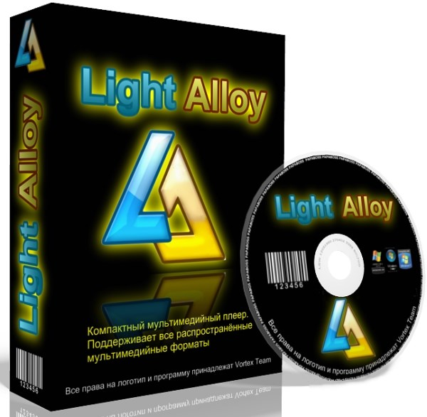 Light Alloy 4.9.1 Build 2416 Final + Portable [На русском]
