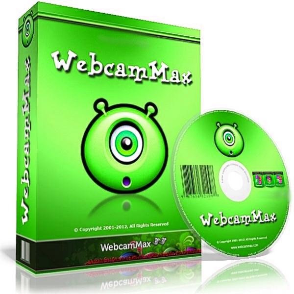 WebcamMax 8.0.4.6 + patch [На русском]
