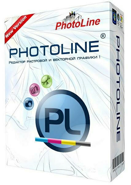 PhotoLine 20.02 + Portable / crack [На русском]